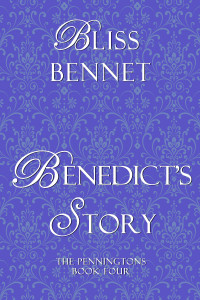 Bliss Bennet Benedict's Story