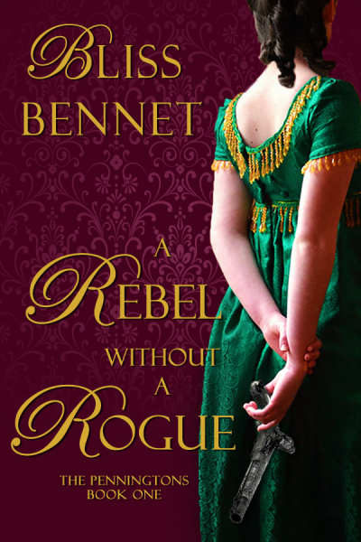 Rebel Without a Rogue eBook Cover Large