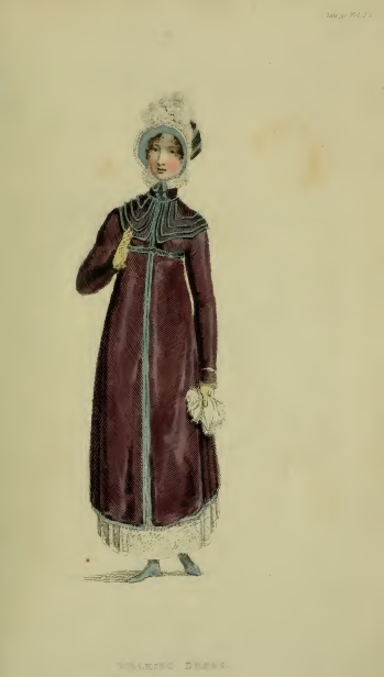 Ackermann's Fashion plate 30, December 1814