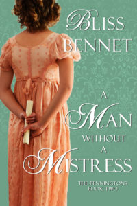 Cover of A MAN WITHOUT A MISTRESS